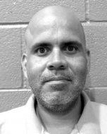 Elias Carmona : Facilities Coordinator